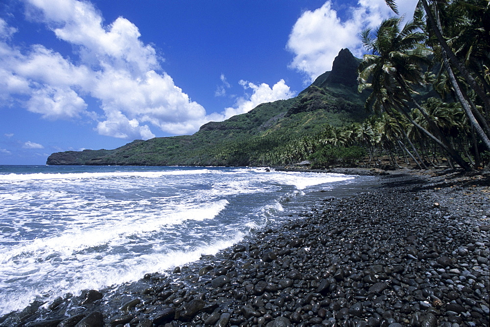 Aakapa Beach, Nuku Hiva, Marquesas, French Polynesia