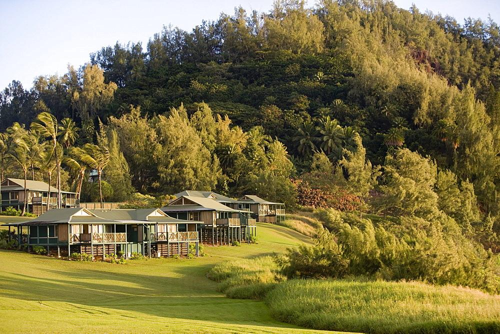 Sea Ranch Cottages, Hotel Hana-Maui, Hana, Maui, Hawaii, USA
