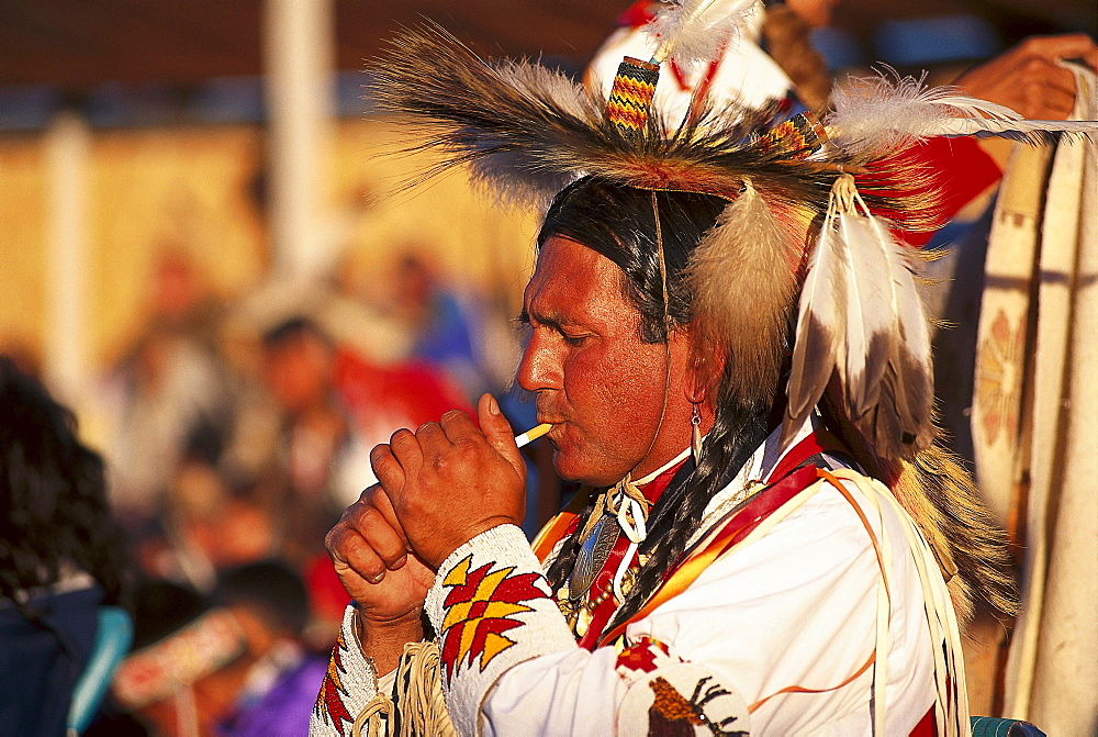 North American Indian Days, Browning, Montana, USA00025835