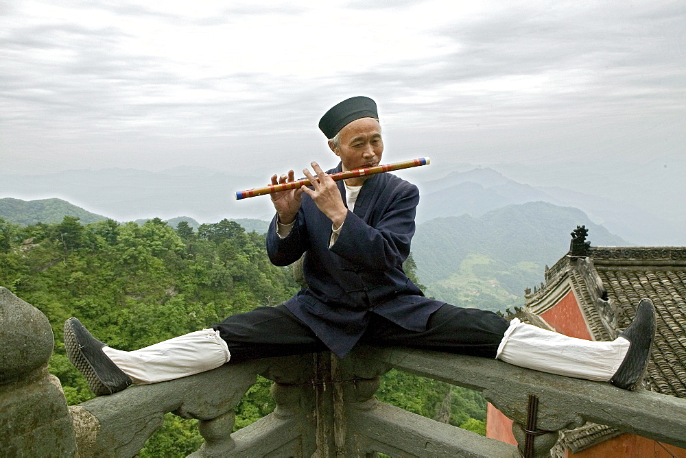 "High Quality Stock Photos of ""monk tai chi"""