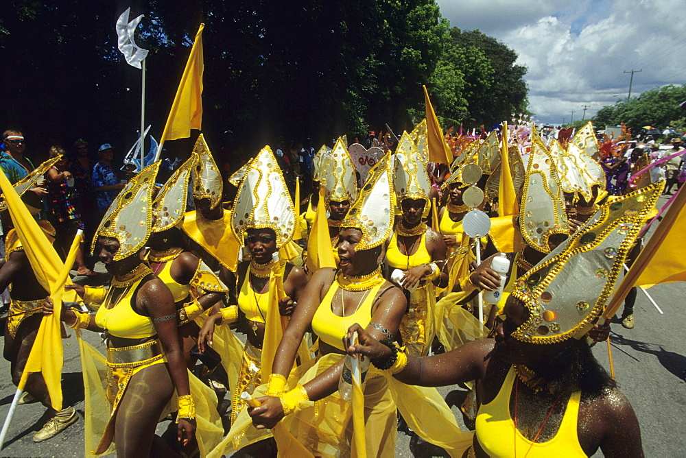 Grand Kadooment Day Parade, Crop-Over Festival, Bridgetown, Barbados, Carribean