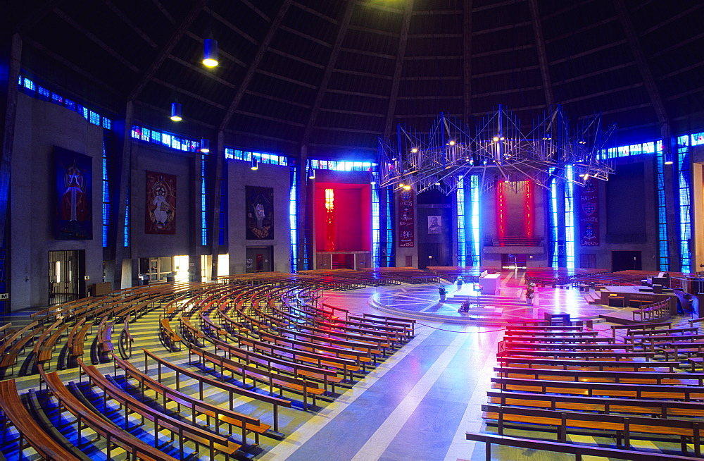 Europe, Great Britain, England, Merseyside, Liverpool, Metropolitan Cathedral