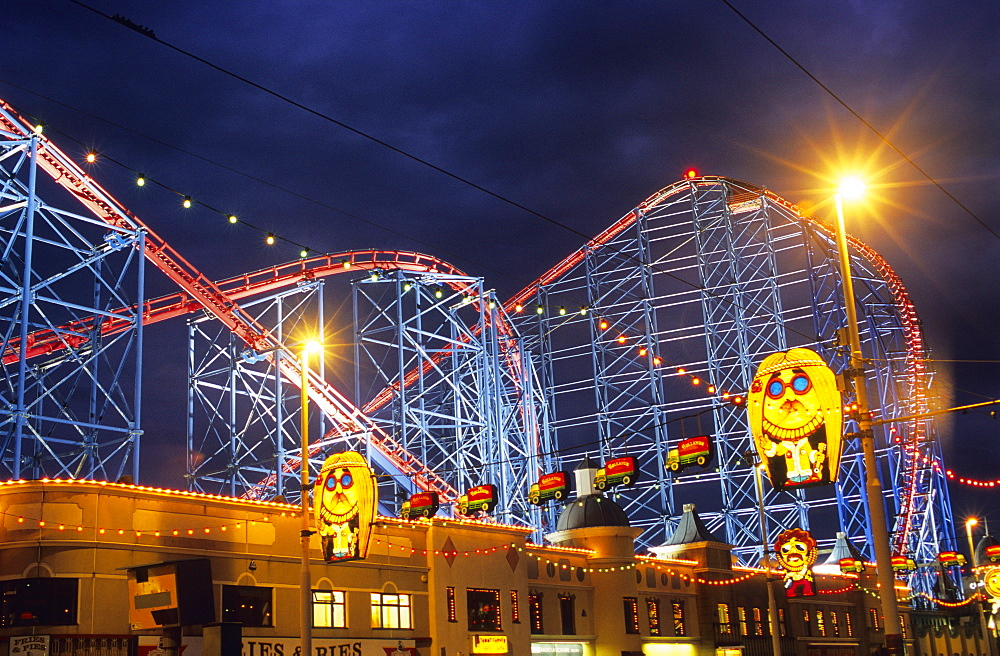 Blackpool Pleasure Beach Deals 2 for 1's Codes.