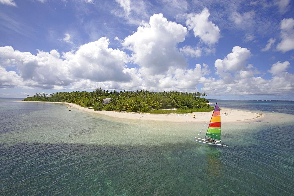 Fafa Island Resort, Tonga, Oceania