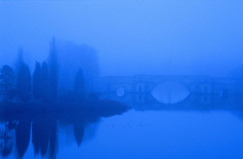 Europe, Oxfordshire, Woodstock, Blenheim Palace