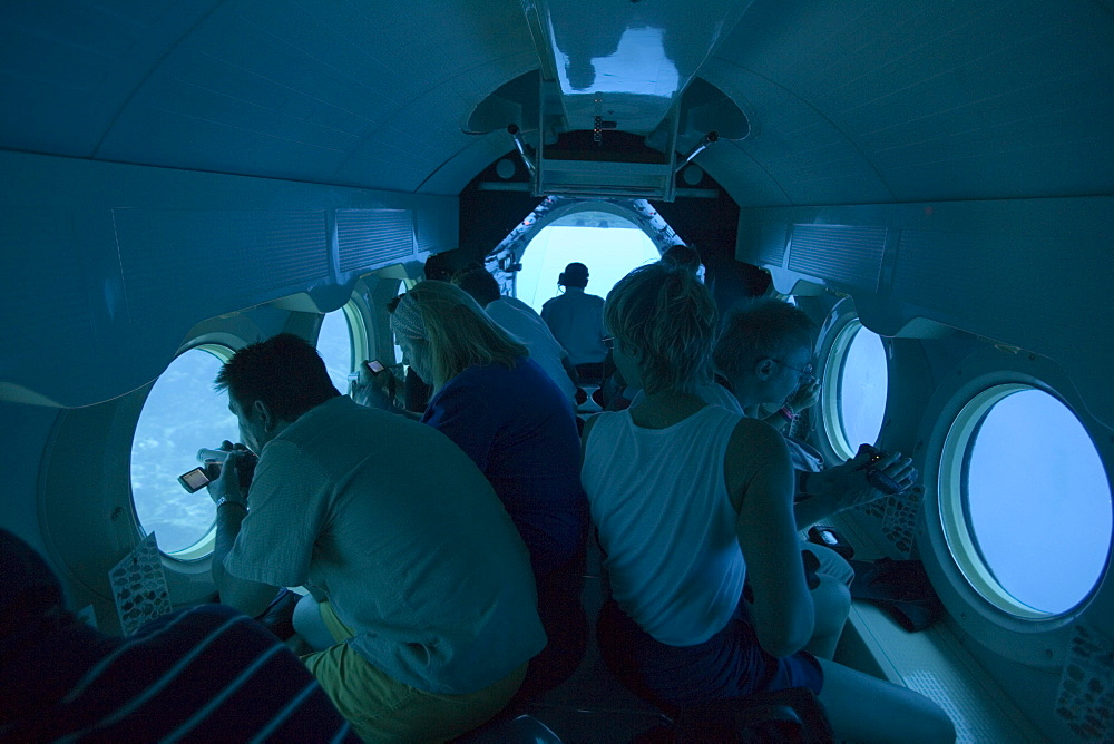 Atlantis Submarine Adventure 50 Meters Beneath Caribbean Sea, Aruba, Dutch Caribbean