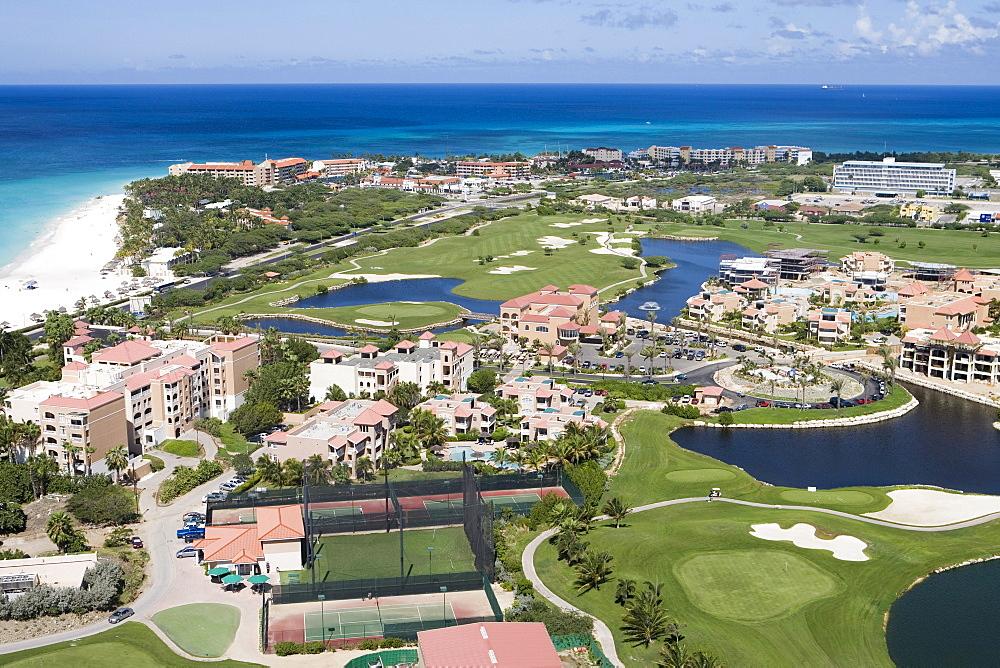 Divi Golf And Beach Resort Aruba Dutch Caribbean