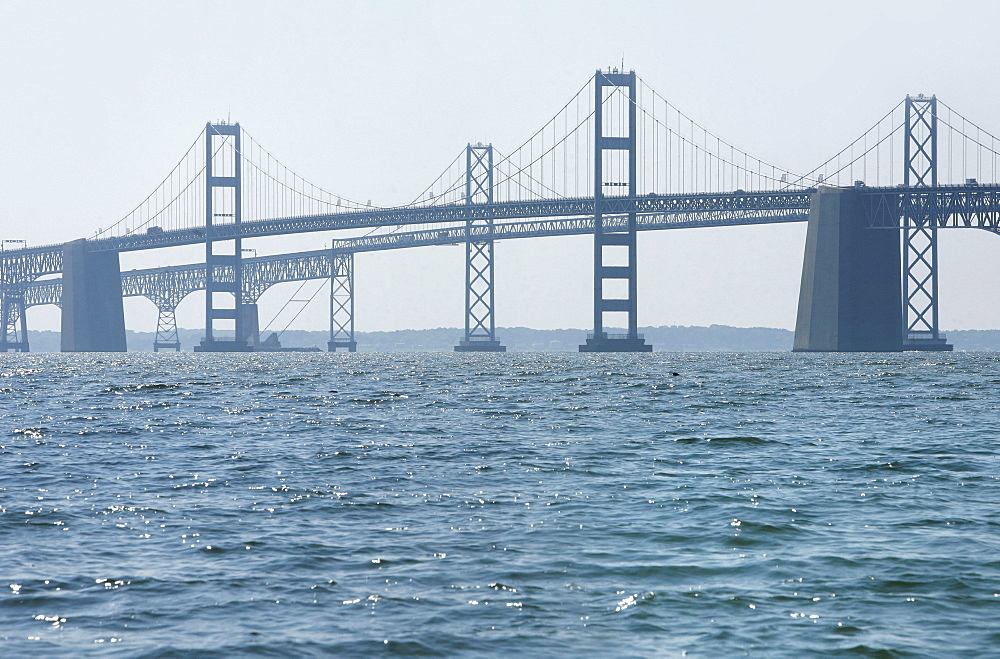 Bridge, Chesapeake Bay, Maryland, United States