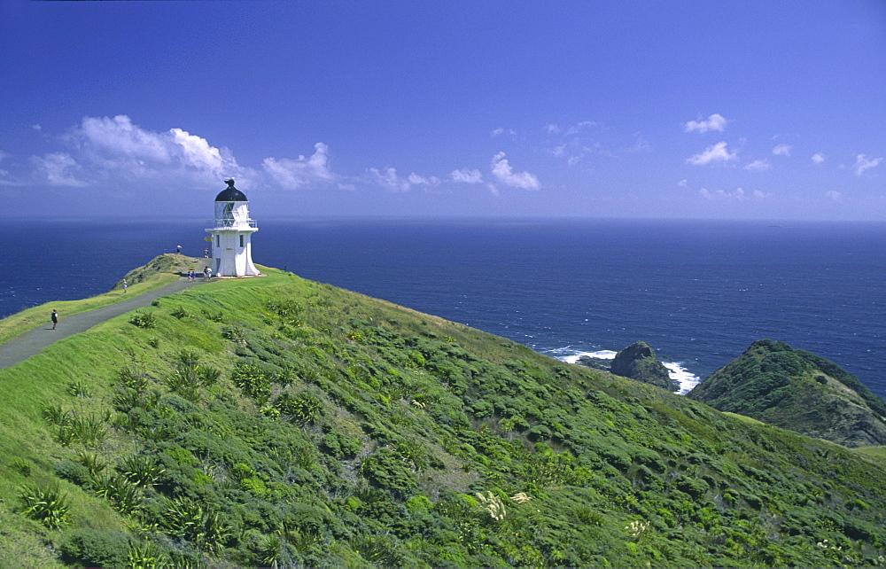 Outlook point, Cape Reinga, New Zealand