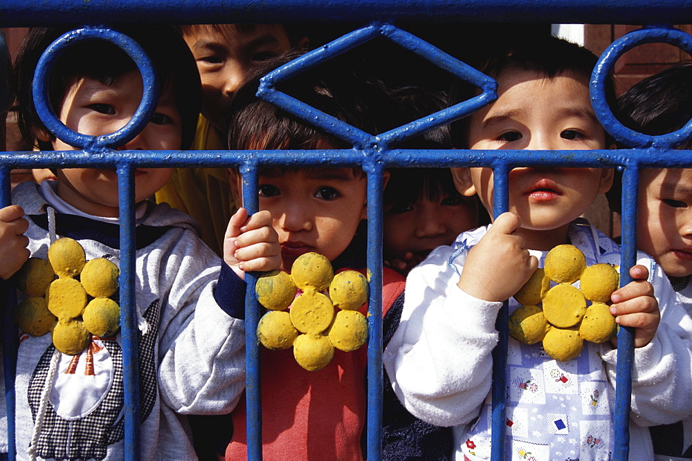 Children in a Kindergarten at Hoi An, Vietnam
