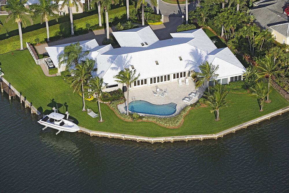 Luxurious homes in Coral Gables, Miami, Florida, United States of America, USA