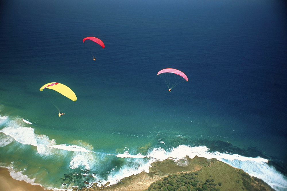 Paragliding, Stanwell Park, Australien