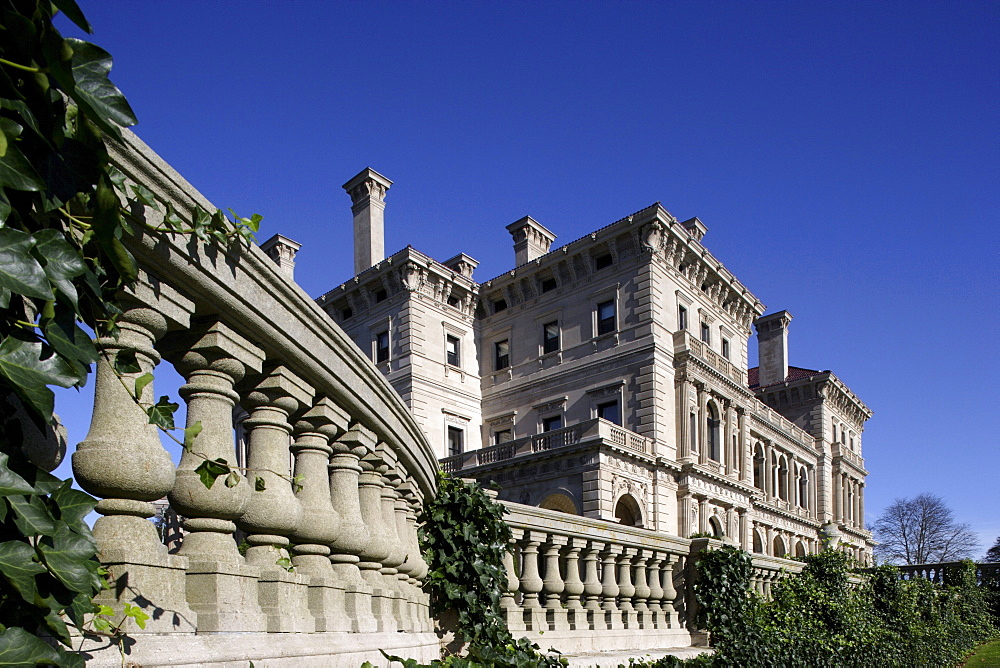 The Breakers, Newport, Rhode Island, United States of America, USA