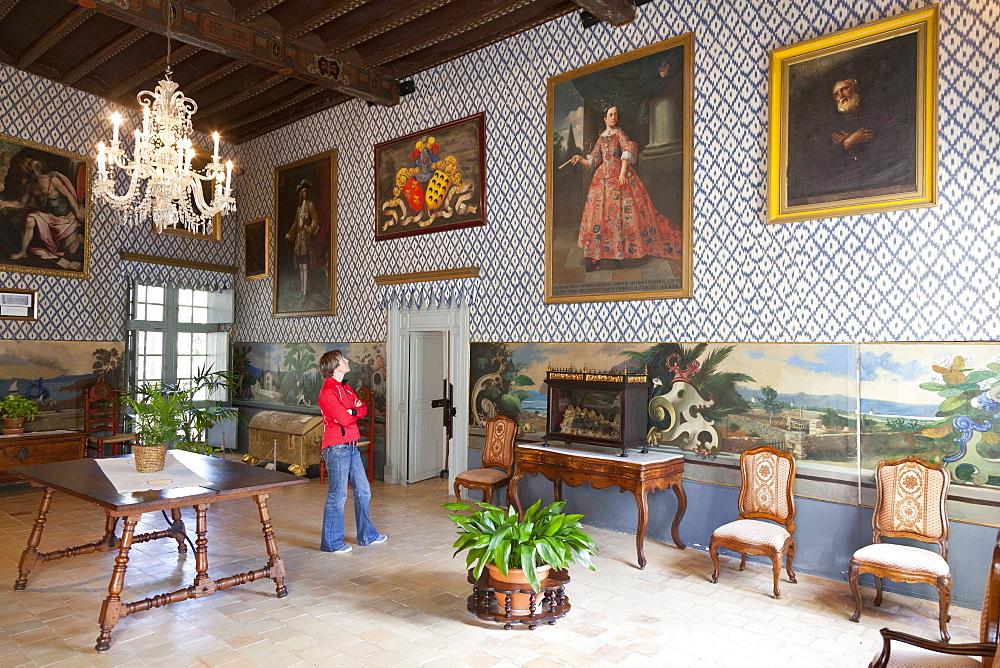 Jardines de Alfabia, country house, estate, park, garden, Tramantura, MR, Bunyola, Mallorca, Spain