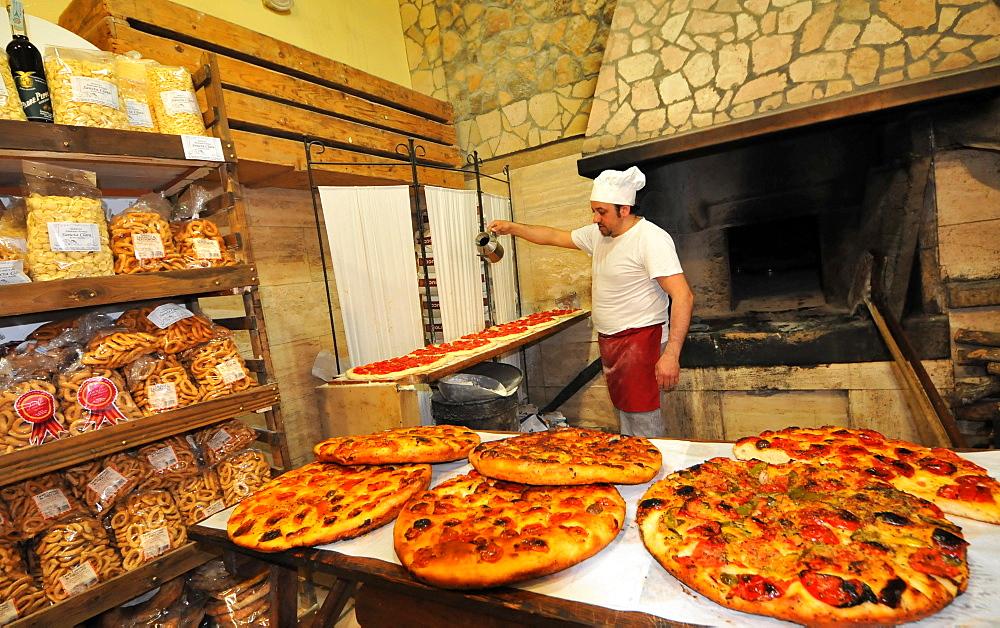 Antique oven, Anticus Fornis in Altamura, Apulia, Italy