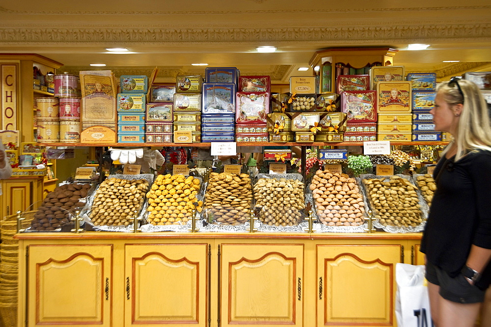 Bakery in Strasbourg, Alsace, France