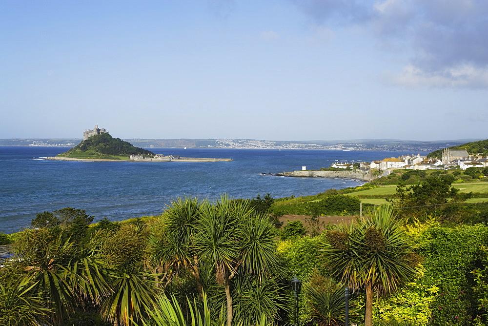 St. Michael's Mount, Marazion, Cornwall, England, United Kingdom
