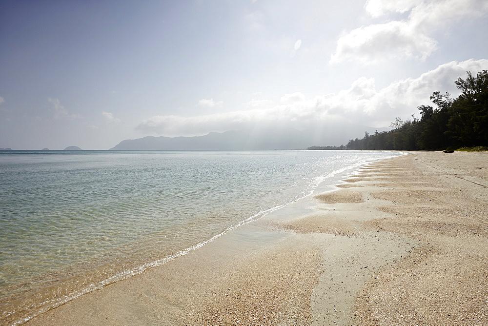 Ton Duc Thang beach, Con Dao, Con Dao National Park, Ba Ria-Vung Tau Province, Vietnam