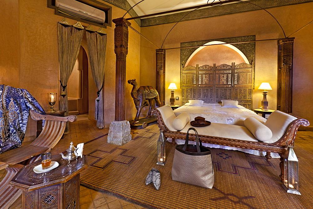 Camel room, Riad Noir D'Ivoire, Marrakech, Morocco