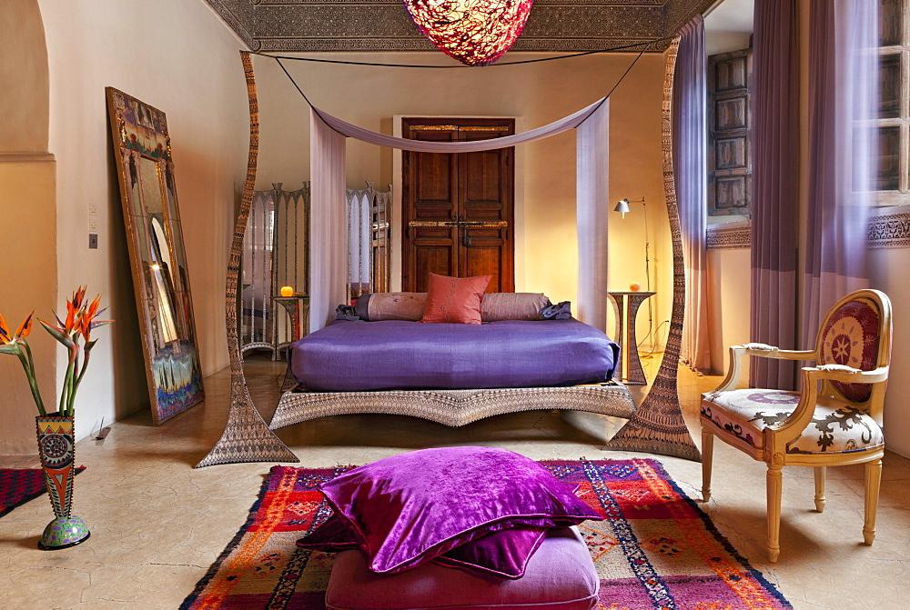 Guest Suite Prince, Riad Enija, Marrakech, Morocco