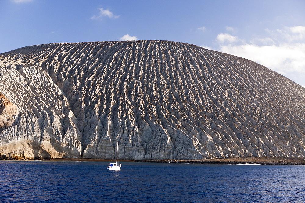 Volcanic Island San Benedicto, Revillagigedo Islands, Mexico