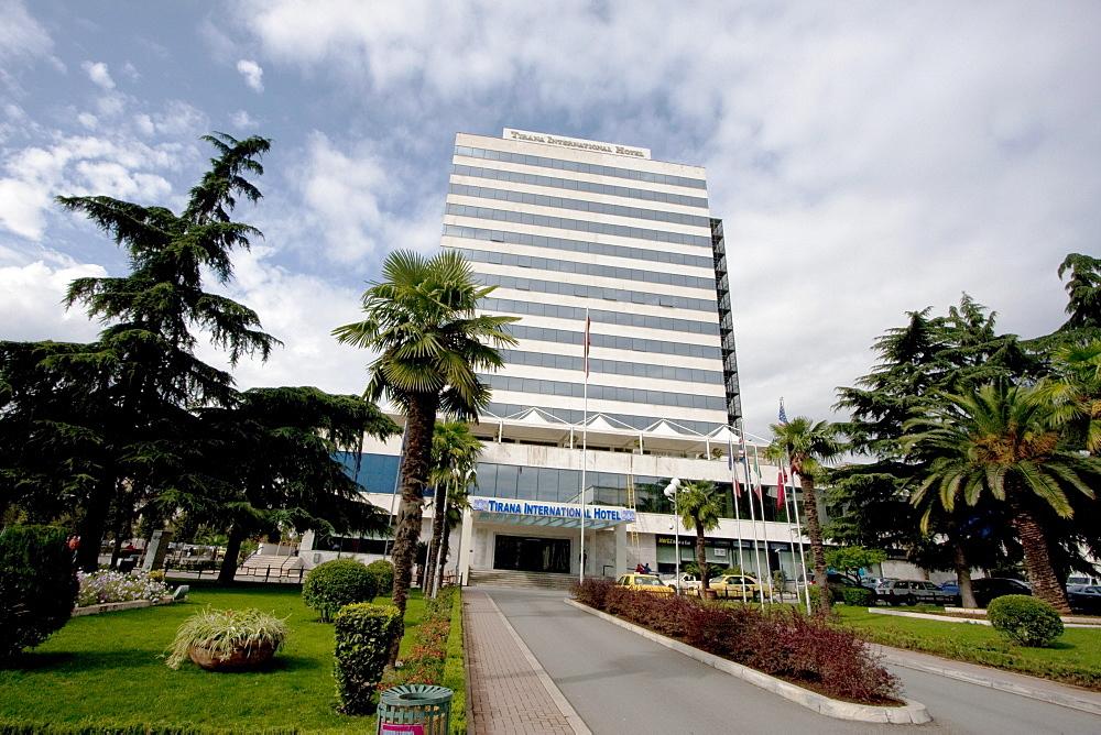 Tirana International Hotel, Tirana, Albania