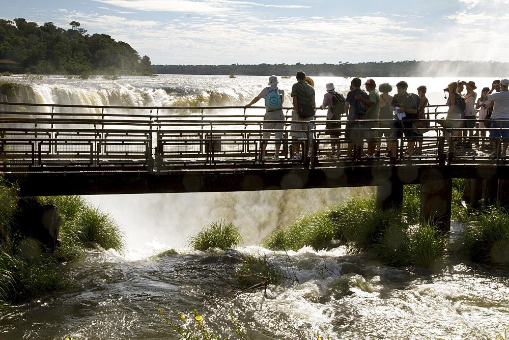 Garganta del Diablo (Devil's Throat), Iguazu Falls, Misiones, Argentina