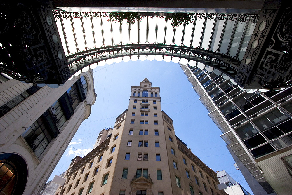 HSBC bank, Buenos Aires, Capital Federal, Argentina