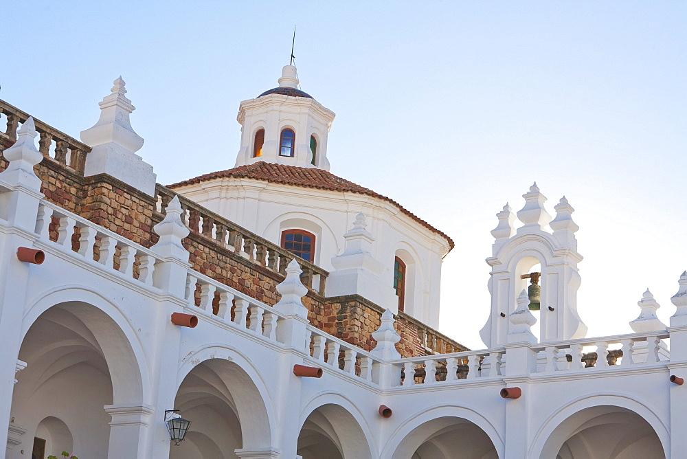 Cupola atop the San Felipe Neri Church, Sucre, Chuquisaca Department, Bolivia