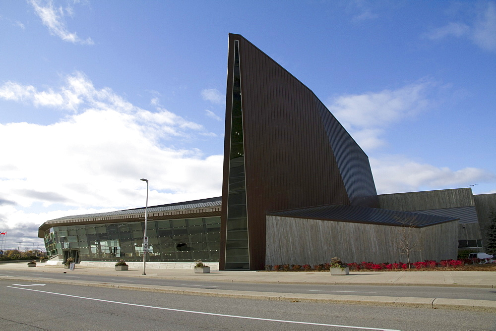 Canadian War Museum, Ottawa, Ontario, Canada