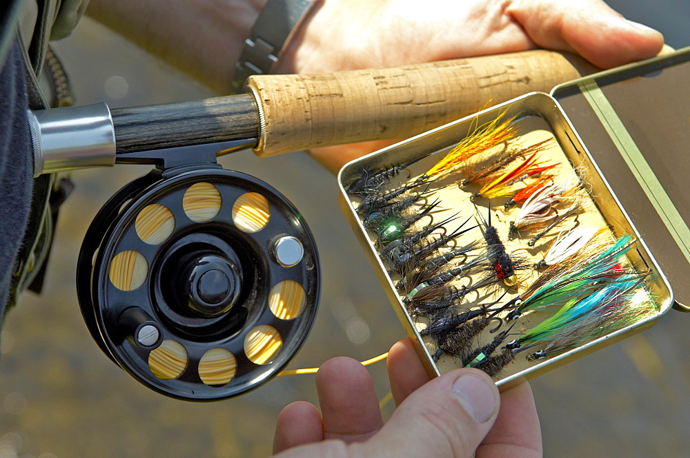 Fly Box, Fly Fishing