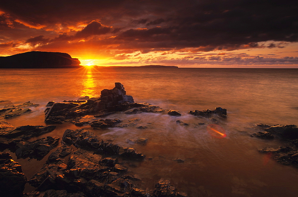 Sunrise, Bonavista Peninsula Trinity NewFoundLand & Labrador.