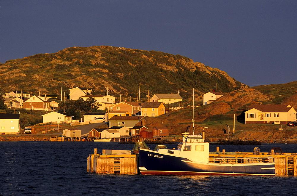Sunset on Durrell, Newfoundland & Labrador