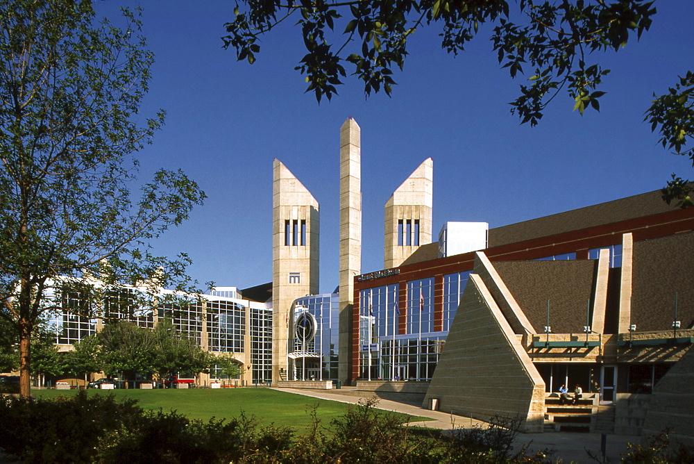 Grant MacEwan Community College, Edmonton, Alberta