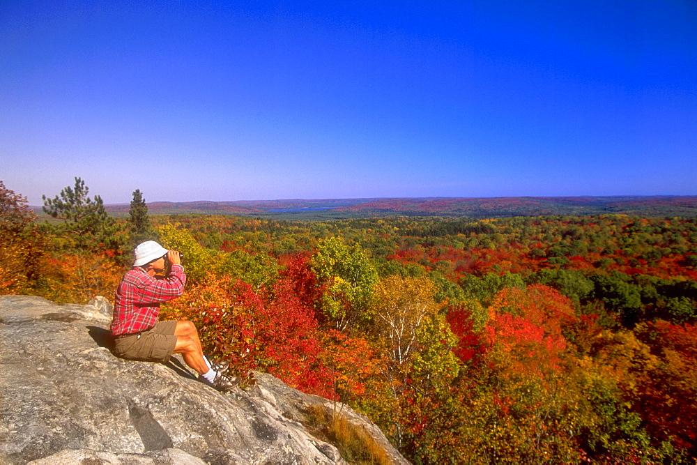 Centennial Ridge Trail, Algonquin Park, Ontario
