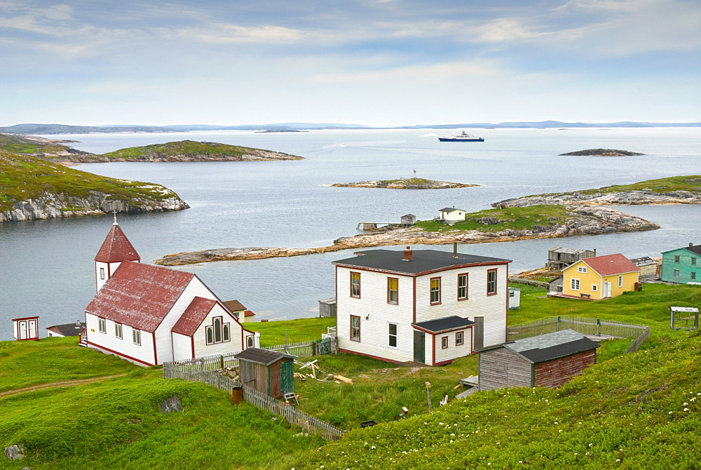 Battle Harbour, Labrador, Newfoundland