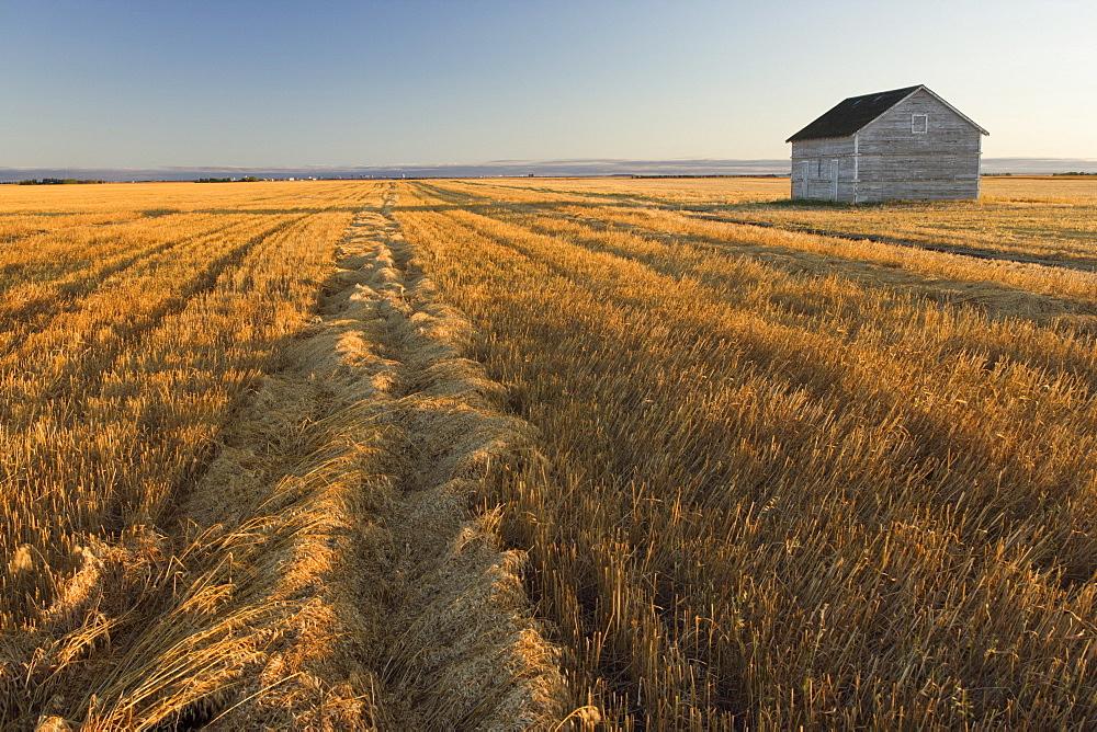 Grainery, near Regina, Saskatchewan, Canada