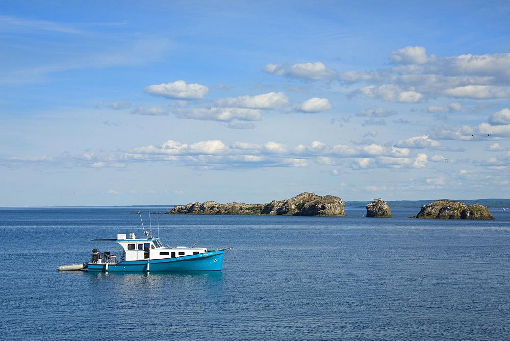 Dalhousie Bay, Dalhousie, New Brunswick