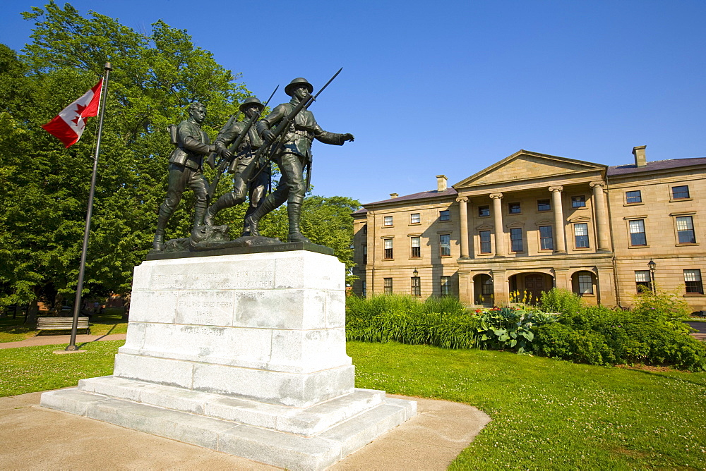 First World War Memorial, Charlottetown, Prince Edward Island