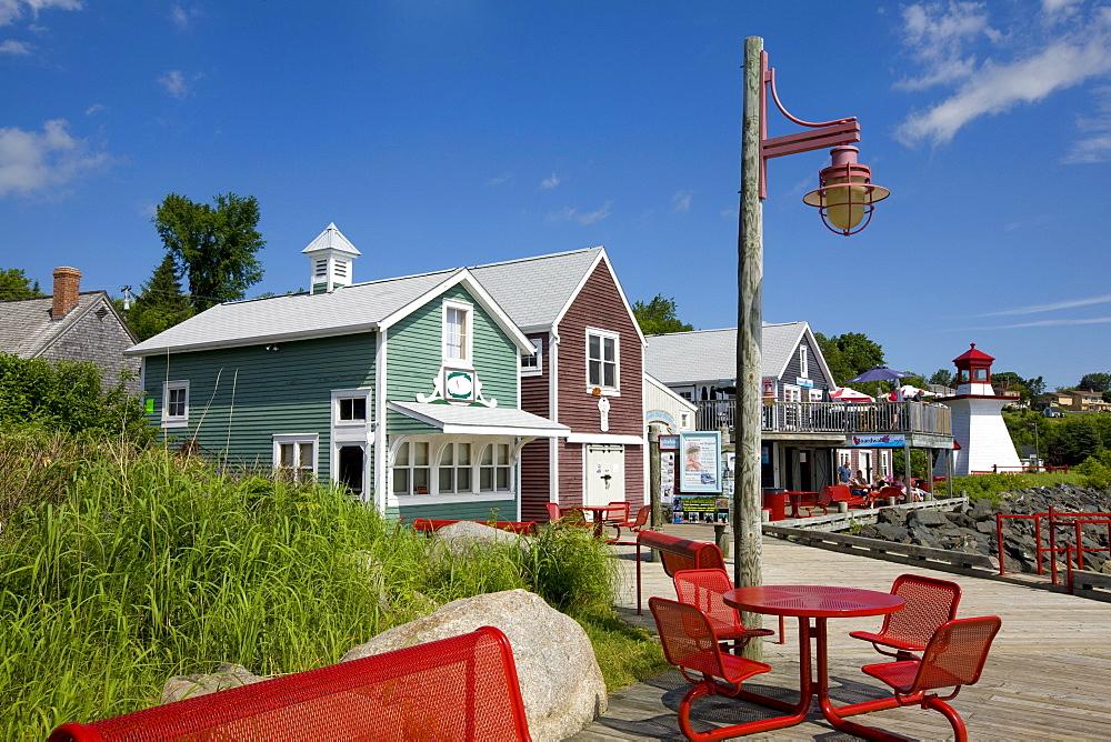 Richie Wharf, Miramichi, New Brunswick