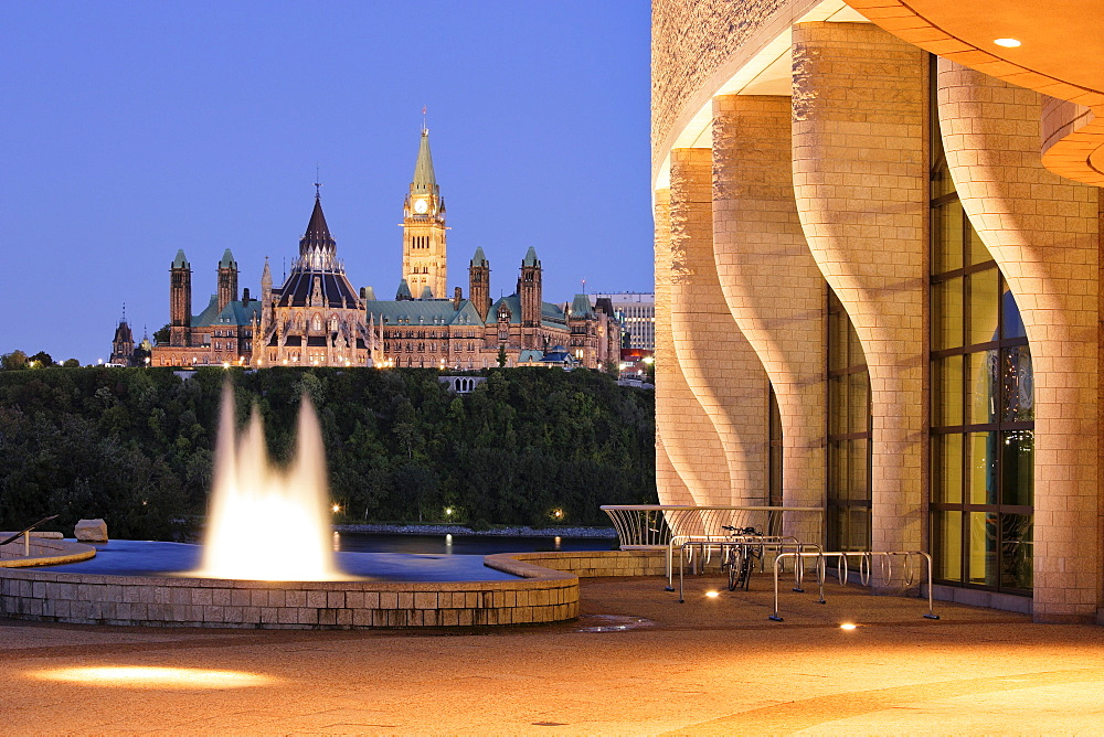 High quality stock photos of ottawa for Museum of civilization quebec