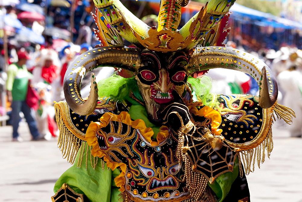 Carnaval de Oruro, Oruro, Bolivia