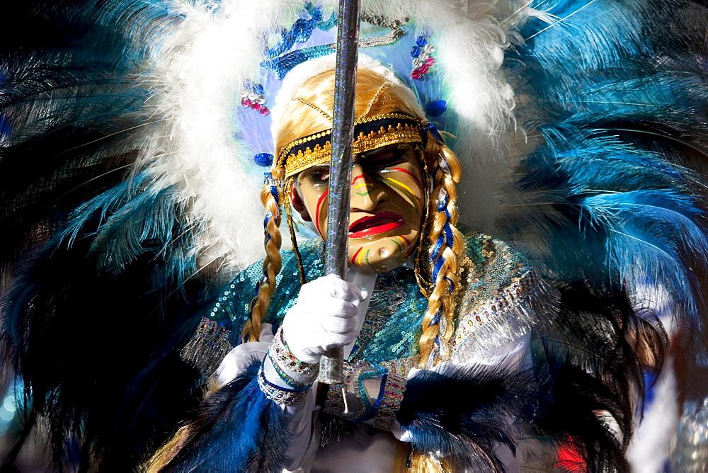 Carnaval de Oruro, Oruro, Bolivia - 1116-26116