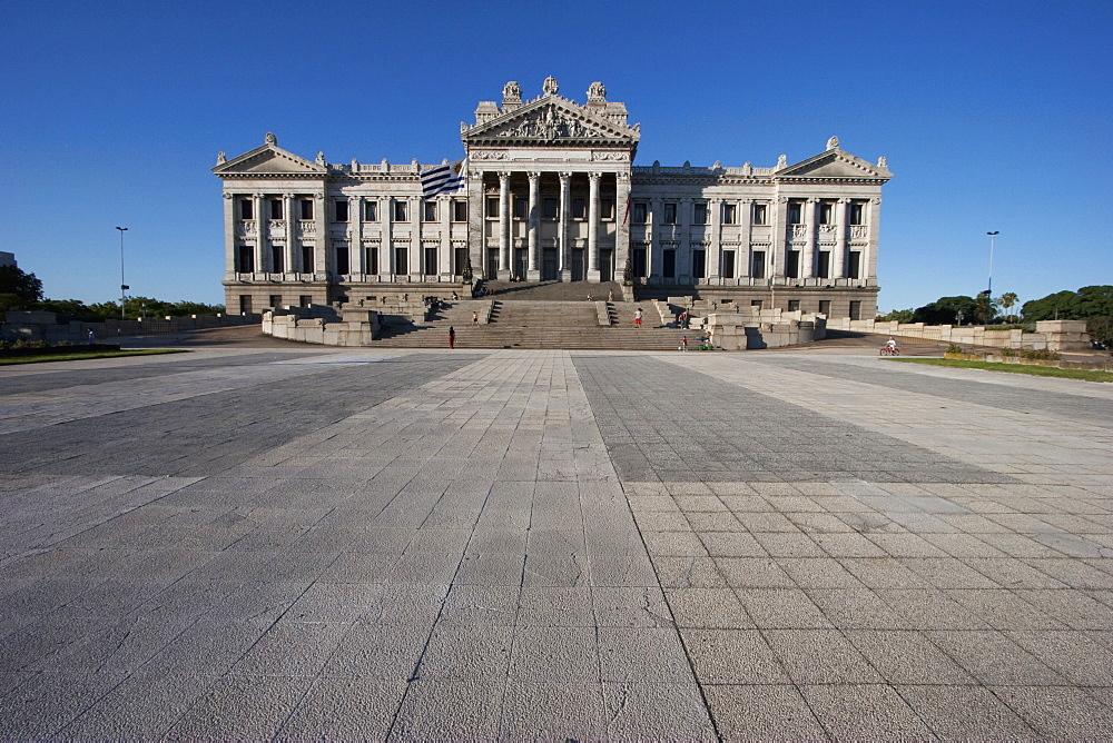 Legislative Palace, Montevideo, Uruguay