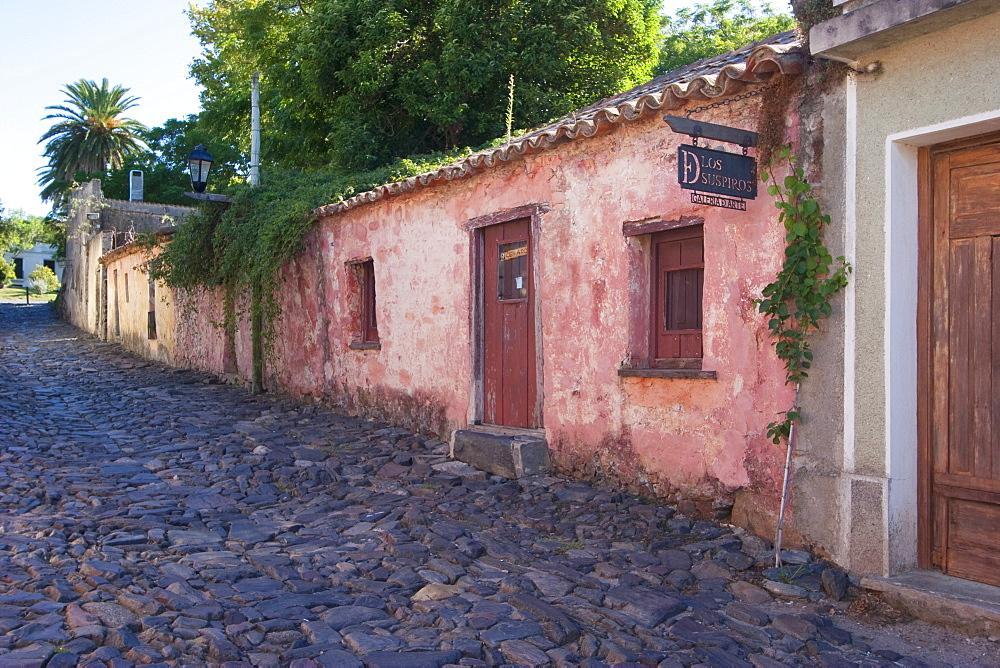 Calle De Los Suspiros, Colonia, Uruguay - 1116-39095