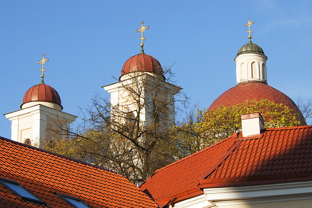 The Orthodox Church Of The Holy Spirit, Vilnius, Lithuania