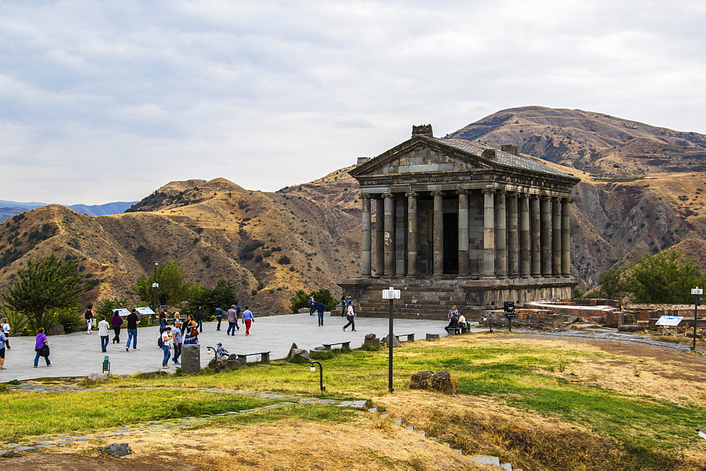 Temple of Garni, Garni, Azat Valley, Armenia