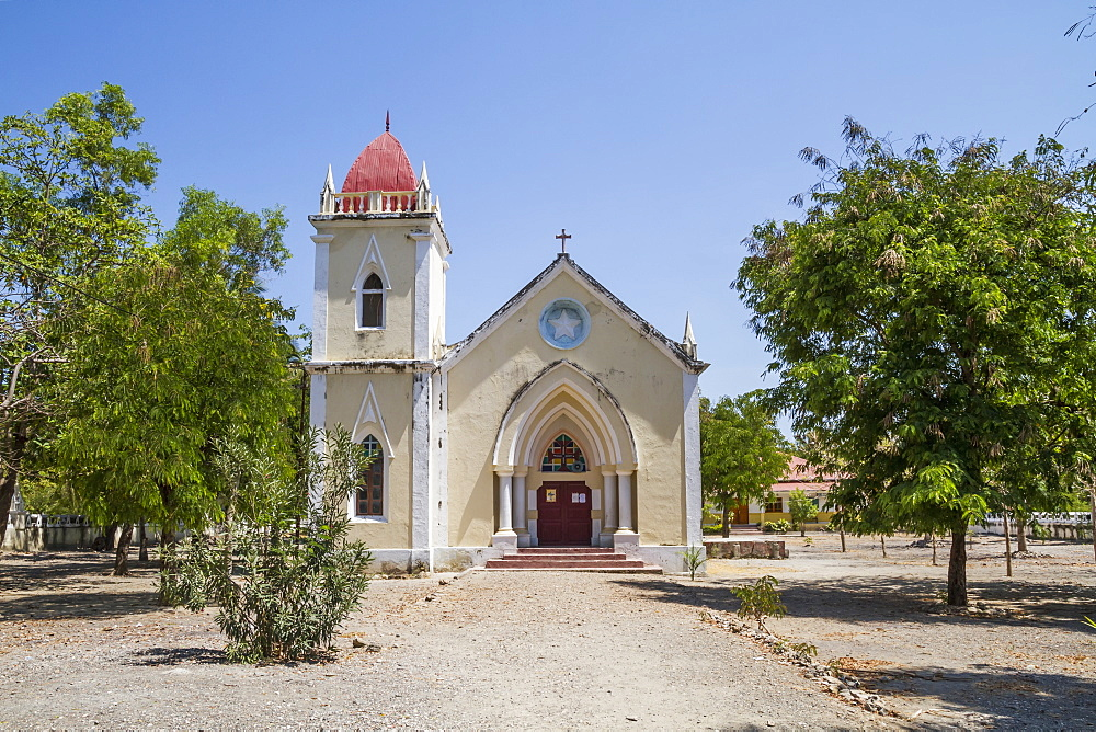 Catholic church, Vemasse, Baucau, East Timor