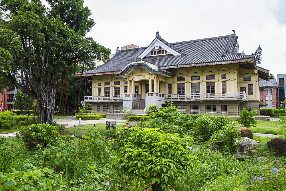 Wude Hall, Tainan, Taiwan
