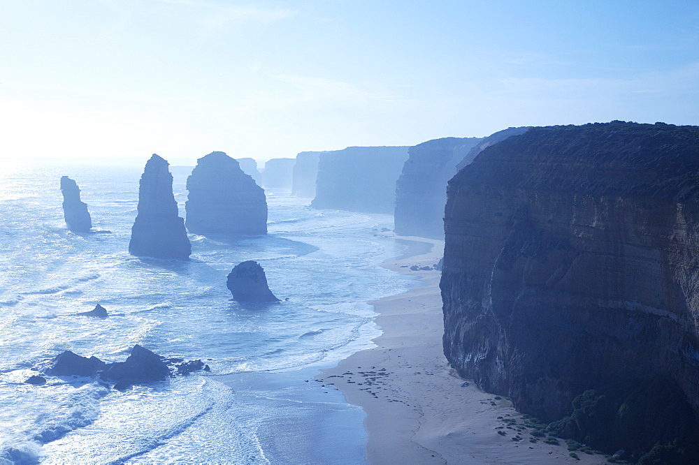 The Twelve Apostles, Port Campbell National Park,On The Great Ocean Road, Victoria, Australia